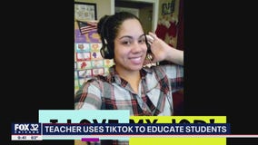 Teacher fears losing job due to Trump's order banning Americans from doing business with Tik Tok