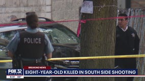 8-year-old girl killed in South Side shooting: Chicago police
