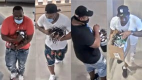 Police release video of Lincoln Park looting