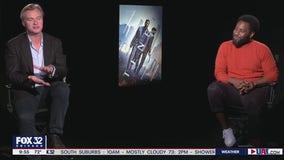 Jake Hamilton talks to Christopher Nolan, John David Washington about new film 'Tenet'