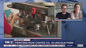 Lovin' Local: Printer's Row Coffee in Lincoln Park