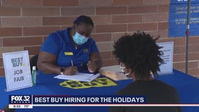 Best Buy hiring thousands for upcoming holiday season amid pandemic
