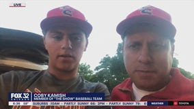 Teen overcomes heartbreak, bridges racial divides with support from 'The Show' baseball team