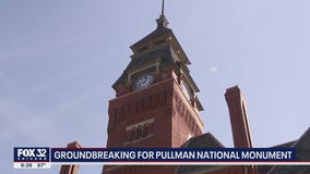 Ceremony marks another step for Chicago's Pullman National Monument