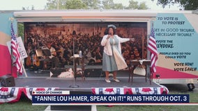 Goodman Theatre takes 'Fannie Lou Hamer, Speak On It!' on the road