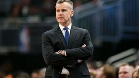 For Billy Donovan, job with Chicago Bulls 'came out of left field'