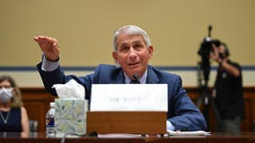 Fauci warns coronavirus cases are 'unacceptably high' as Labor Day weekend approaches
