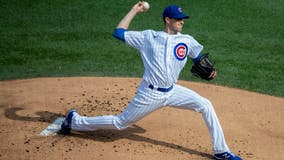 Hendricks sparkles, Cubs edge Twins 1-0 for 5th straight win
