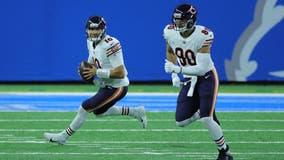 Bears look to build on opener, Giants seek 1st win for Judge