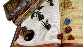 History professor keeps Dungeons & Dragons game going for 38 years