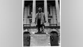 As Douglas statue comes down outside Illinois Capitol, historians examine Lincoln's views on race