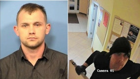 Man charged in church burglary near Lombard