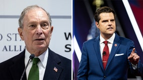 Rep. Gaetz calls for election bribery probe of Bloomberg over pledge to pay Florida felons' fines