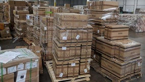 Half-million counterfeit N-95 masks confiscated at O'Hare: U.S. Customs
