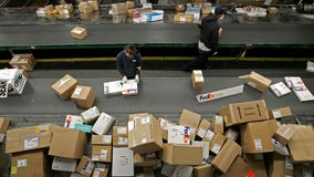 FedEx to hire 70,000 workers for 'unprecedented holiday shipping season'