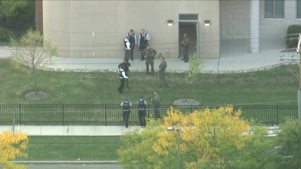 SWAT team responds to barricade situation at West Side psychiatric hospital