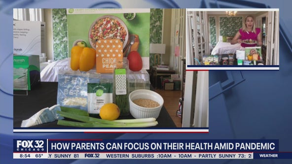 How parents can focus on their health amid pandemic