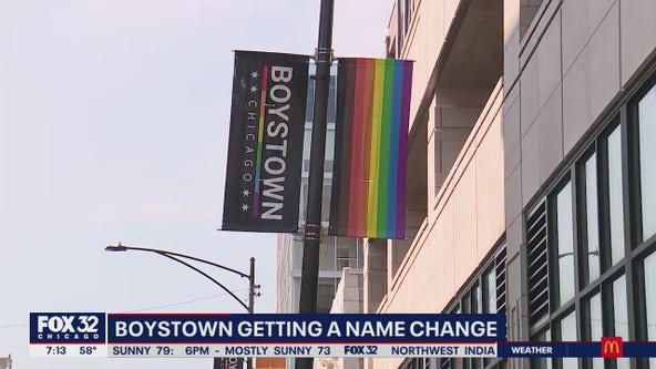 Boystown undergoing name change to North Halsted