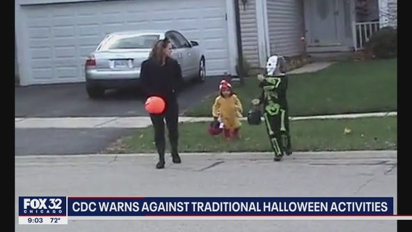Some Chicago suburbs to allow trick-or-treating on Halloween