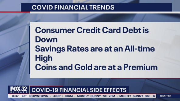 COVID-19 financial side effects