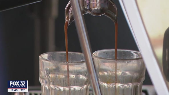 Chicago man brews up successful coffee business amid pandemic