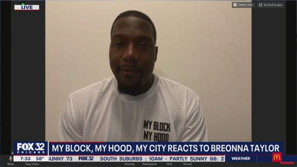 Jahmal Cole reacts to grand jury decision in Breonna Taylor case