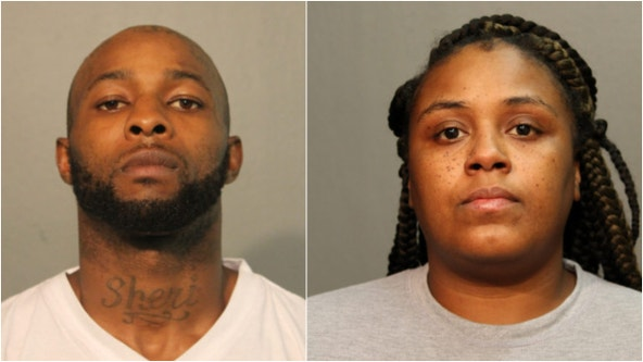 2 charged in downtown looting