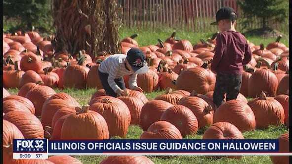 Illinois health officials release trick-or-treating guidelines
