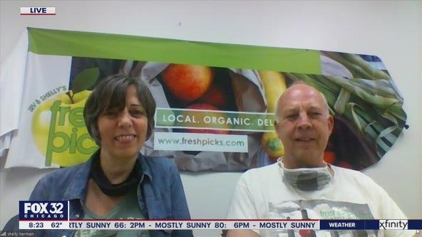 Lovin' Local: Fresh produce at Fresh Picks