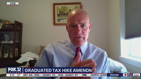 What would the graduated tax hike amendment mean for Illinois taxpayers?