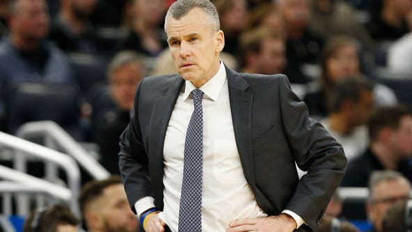 Billy Donovan becomes next head coach of Chicago Bulls