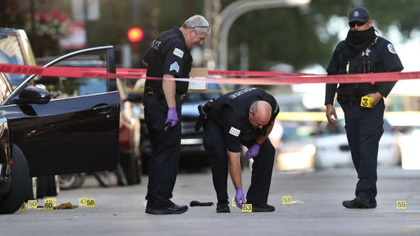45 shot, 9 fatally across Chicago this weekend