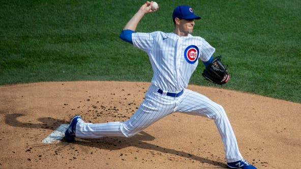 Chicago Cubs beat Detroit Tigers 5-1