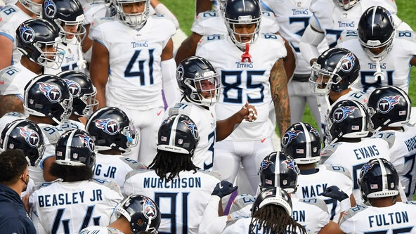 Titans, Vikings suspend in-person activities after Titans players, staff test positive for COVID-19