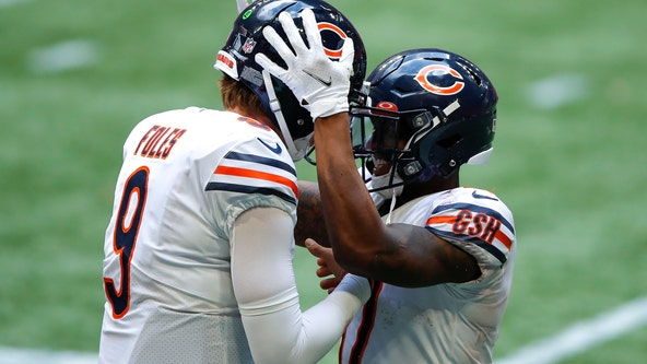 Nick Foles leads Chicago Bears to victory over Atlanta Falcons, 30-26