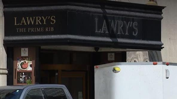Chicago restaurant Lawry's the Prime Rib will close at end of year