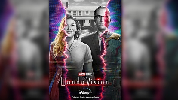Marvel releases first trailer for 'WandaVision,' set to air on Disney Plus