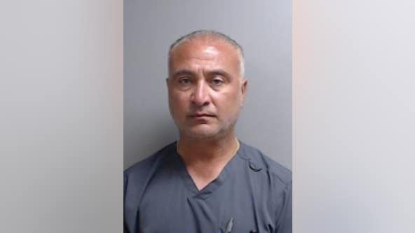 Suburban doctor charged with sexually assaulting former co-worker in Oak Brook