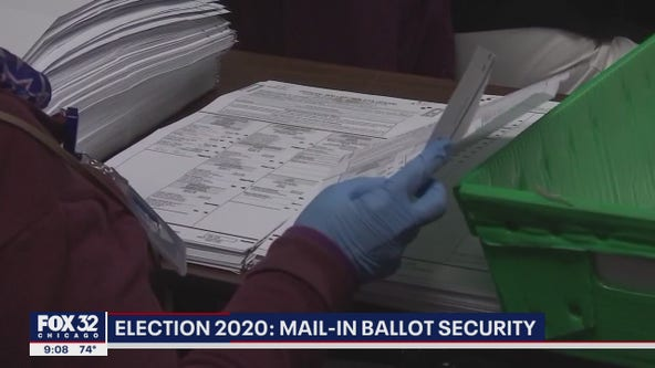 Mokena resident receives neighbor's mail-in ballot
