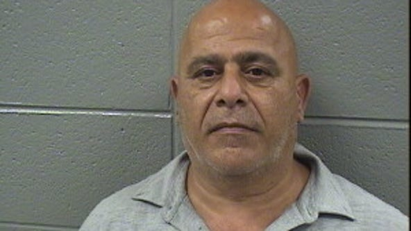 Woodfield Mall tea shop owner charged with sexual abuse