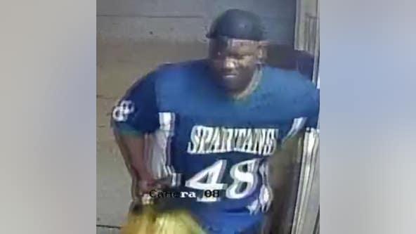 Police release video of man looting wigs in South Loop
