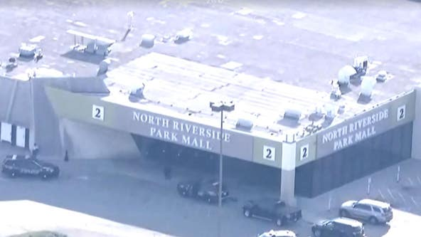 1 injured following targeted shooting at North Riverside Park Mall