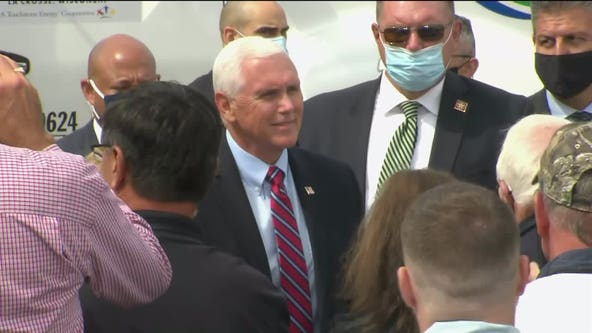 Former VP Pence undergoes heart surgery to implant pacemaker