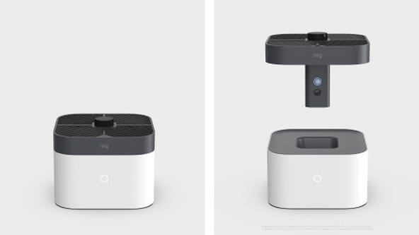 Amazon announces Ring's new drone security camera, which flies around inside your home