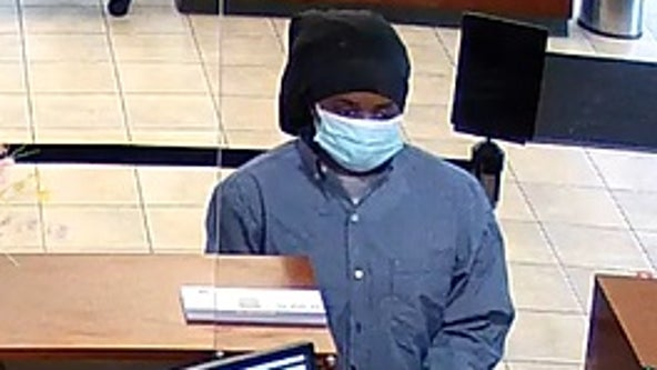 Serial bank robber sought by FBI, 4 banks robbed since mid-August