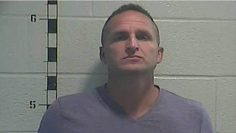 Former Louisville Metro Police officer Brett Hankison