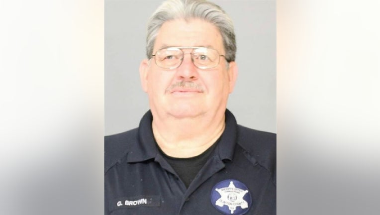 CORRECTIONS OFCR FIRED FOR RACIAL SLUR