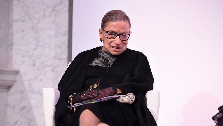 GETTY Ruth Bader Ginsburg 091820