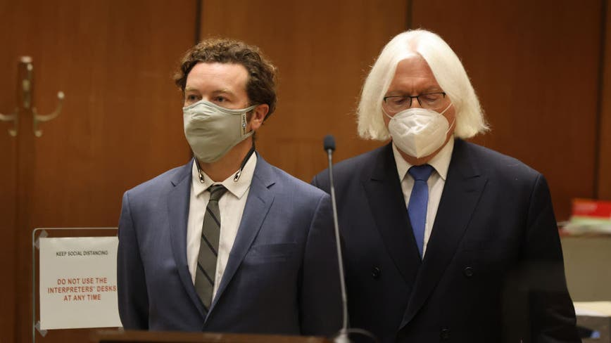 'That '70s Show' star Danny Masterson appears in court; attorney claims rape charges are 'politicized'