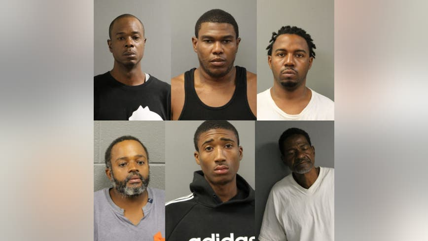 'Operation Split Corners': More than a dozen charged in West Side drug sting
